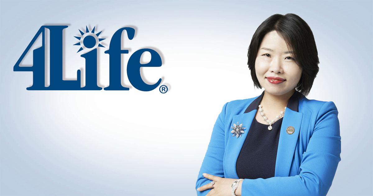 Tony Lee, Diamante Internacional Oro de 4Life en Corea del Sur