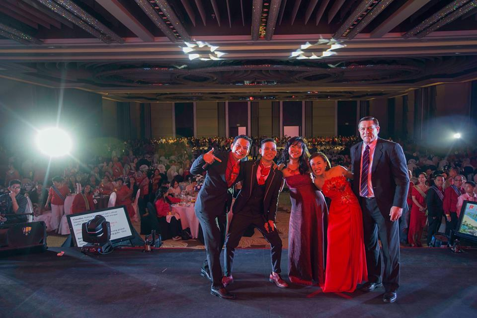 El evento de 4Life en Filipinas