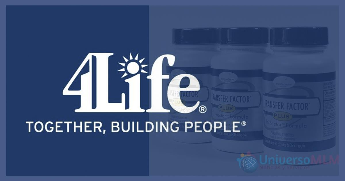 Productos 4Life reconocidos por los profesionales sanitarios