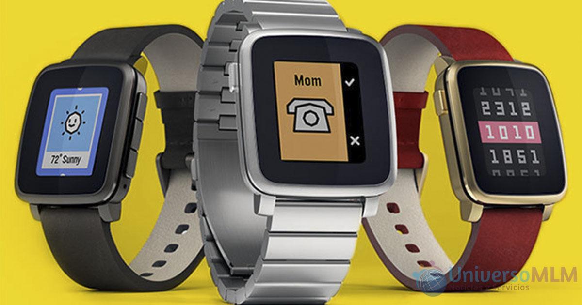 Pebble Time lo logró, más de 20 millones de dólares para su financiación