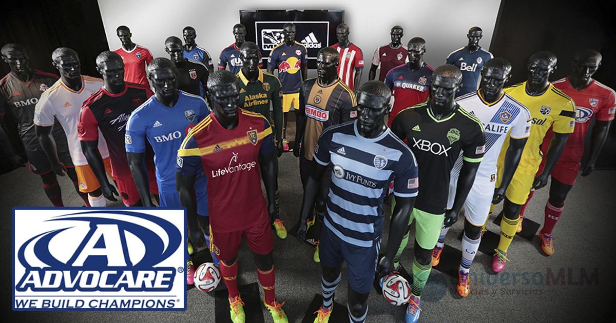 Los equipos de la MLS