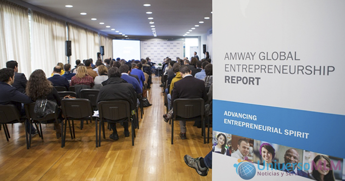 Amway, la semana pasada en Portugal
