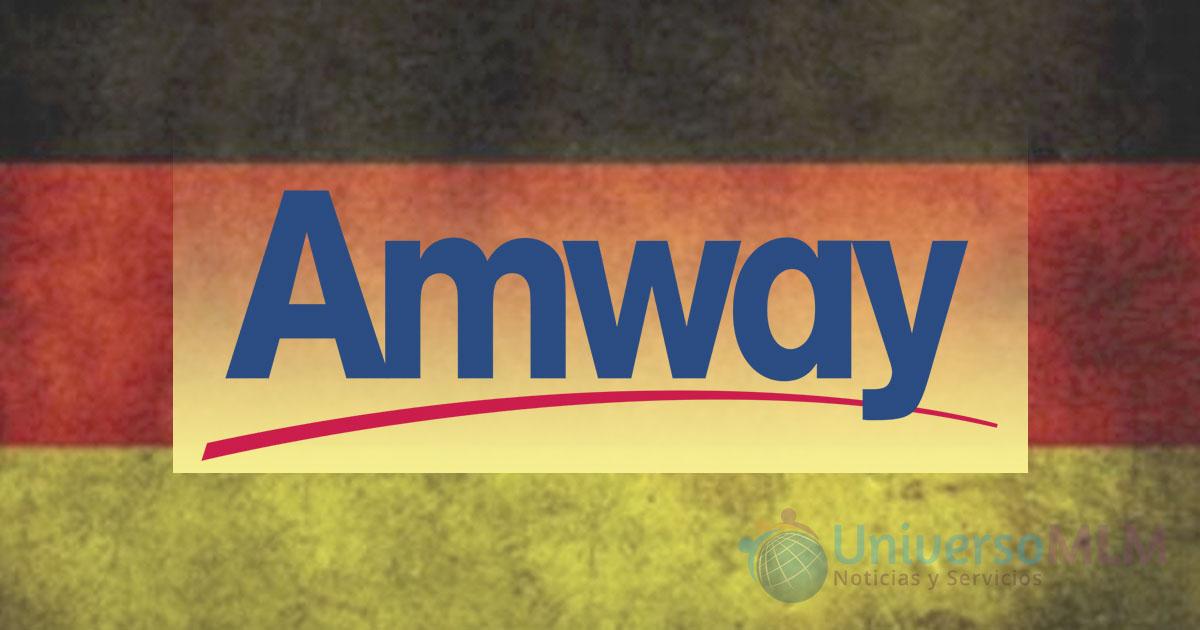 Amway celebra su 40 aniversario en Alemania