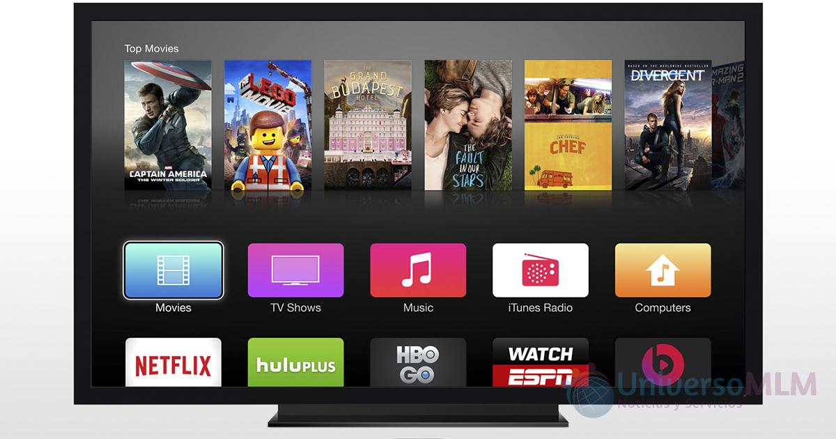 Apple presentará el nuevo Apple TV en su conferencia para desarrolladores WWDC