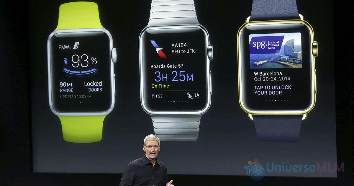 Tim Cook asegura que Apple Watch podrá reemplazar las llaves del automóvil