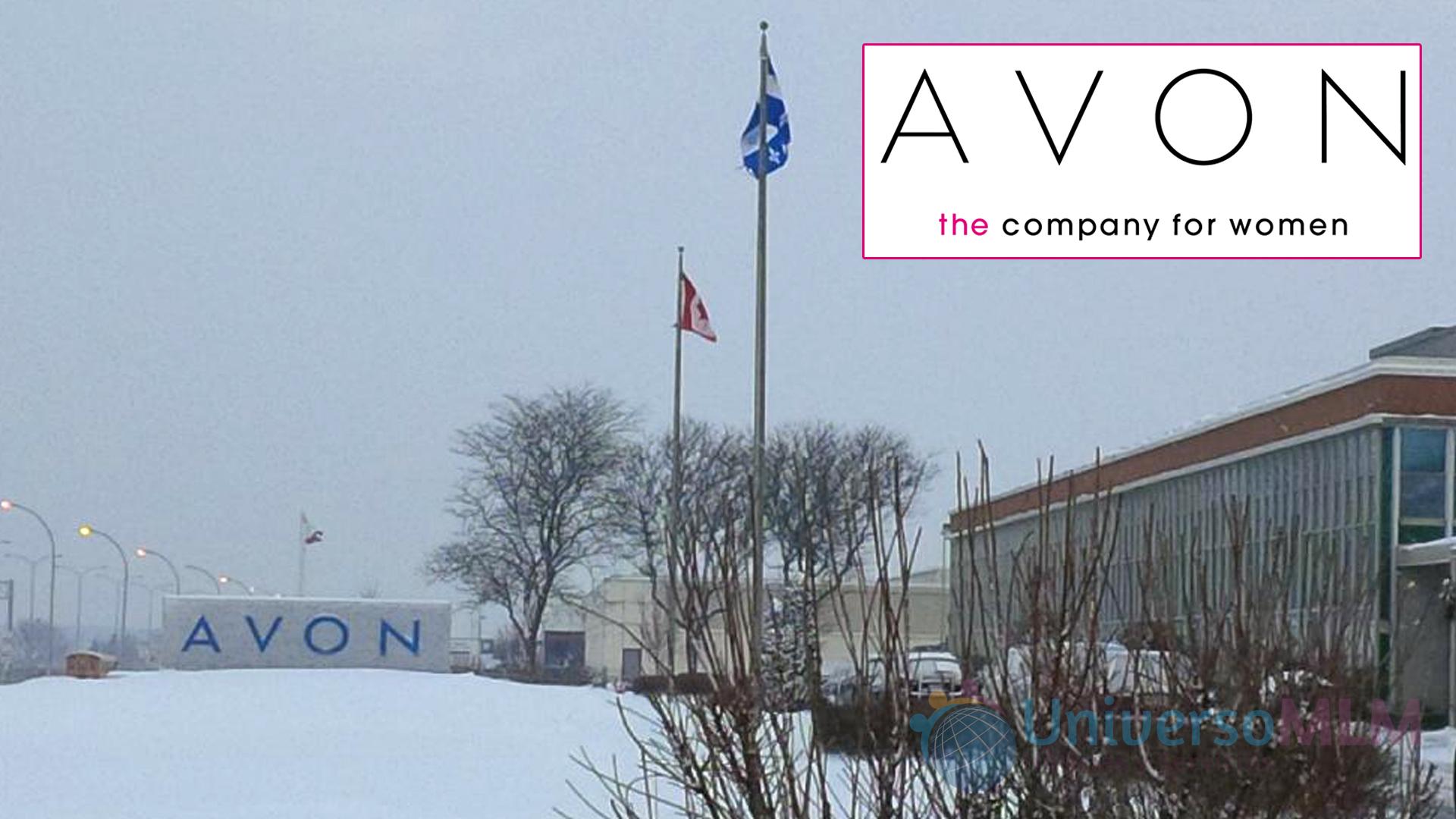 La central de Avón en Pointe-Claire, Canadá