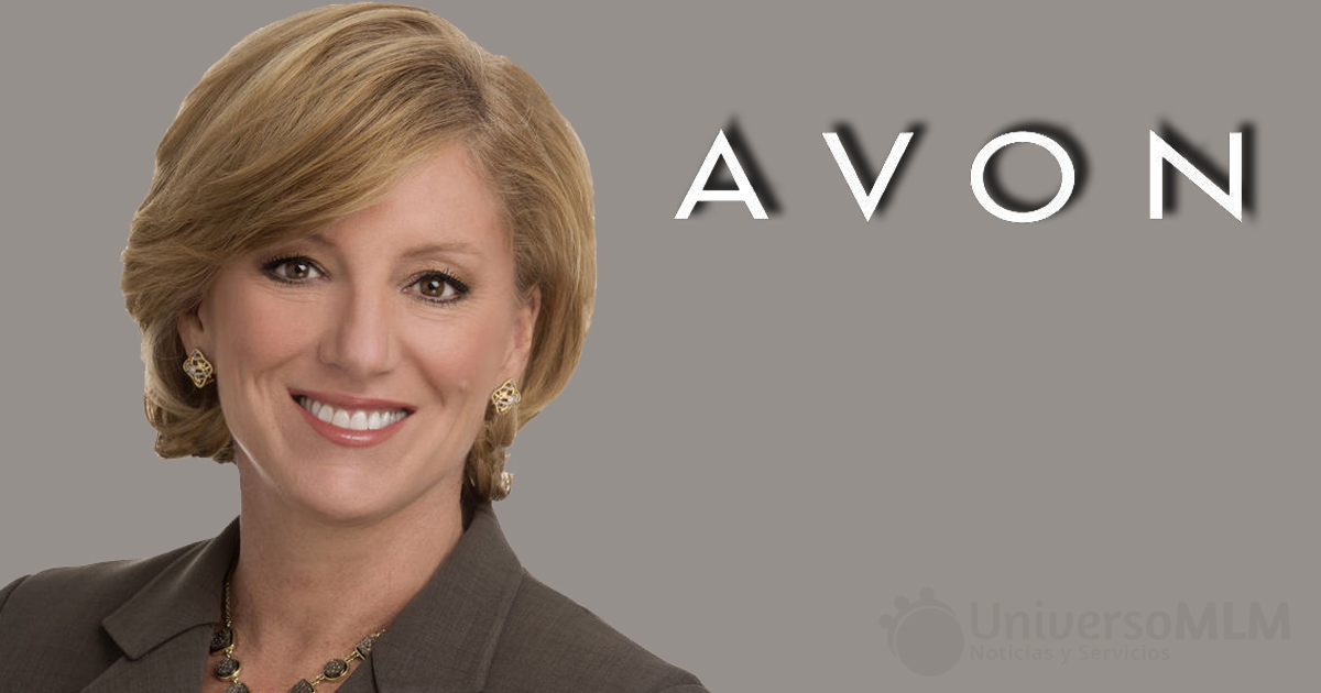 Sherilyn McCoy, CEO de AVON