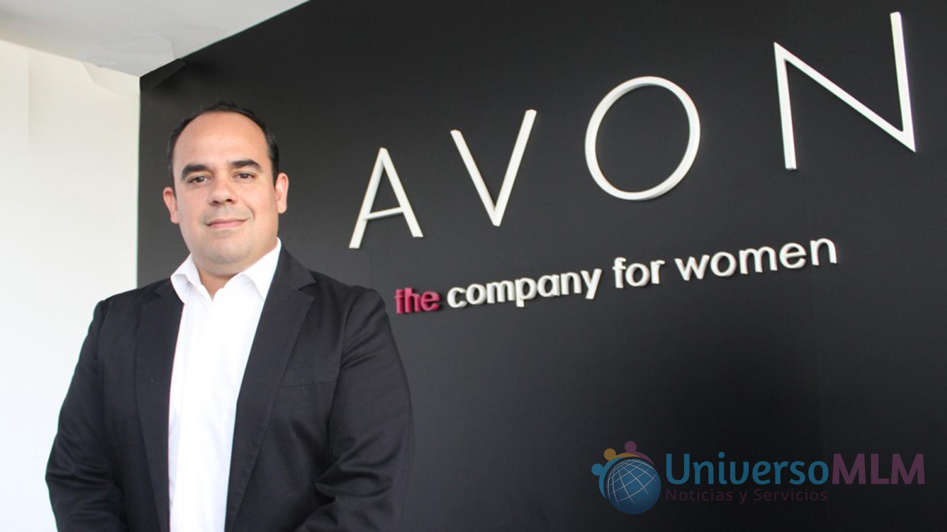Giorgio Taddei, nuevo gerente de ventas en Avón