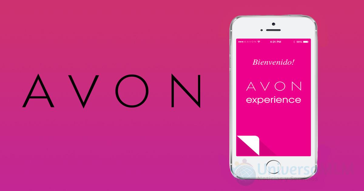 Avon lanza una Aplicación Móvil
