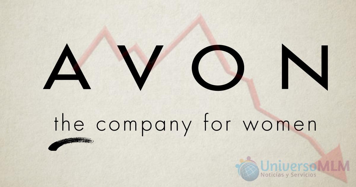 Avon multiplica sus pérdidas