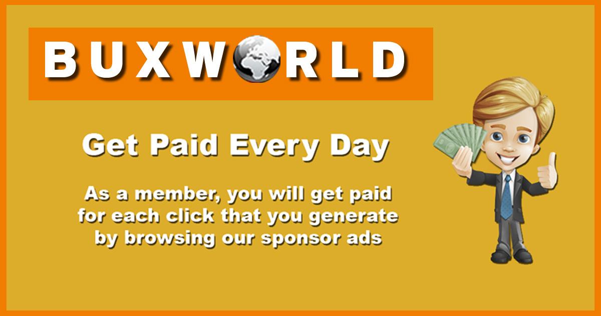 Oportunidades Online: BuxWorld, una PTC con alta rentabilidad y juegos de azar