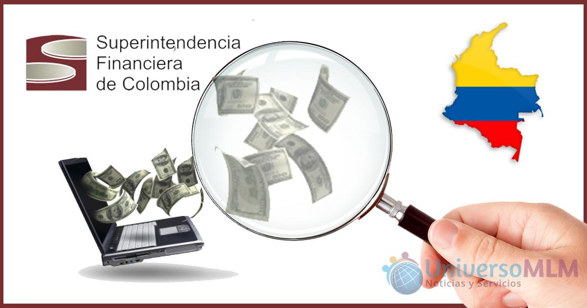 La Superintendencia colombiana en busca de fraudes