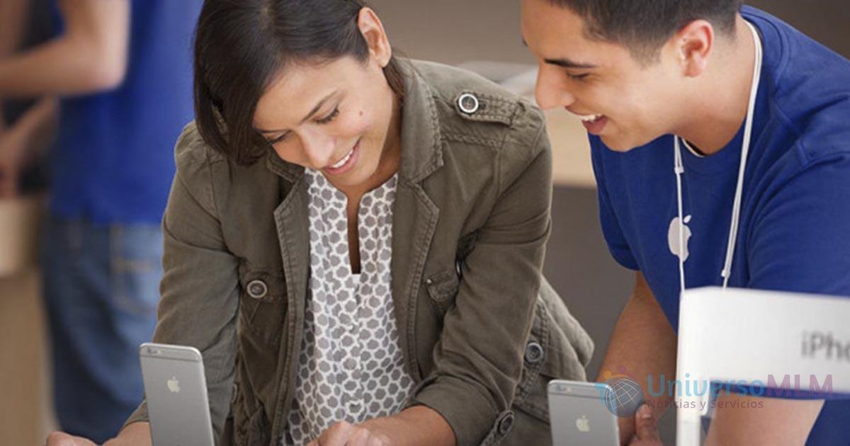 Apple ofrecerá un reembolso por móviles Android al comprar un iPhone