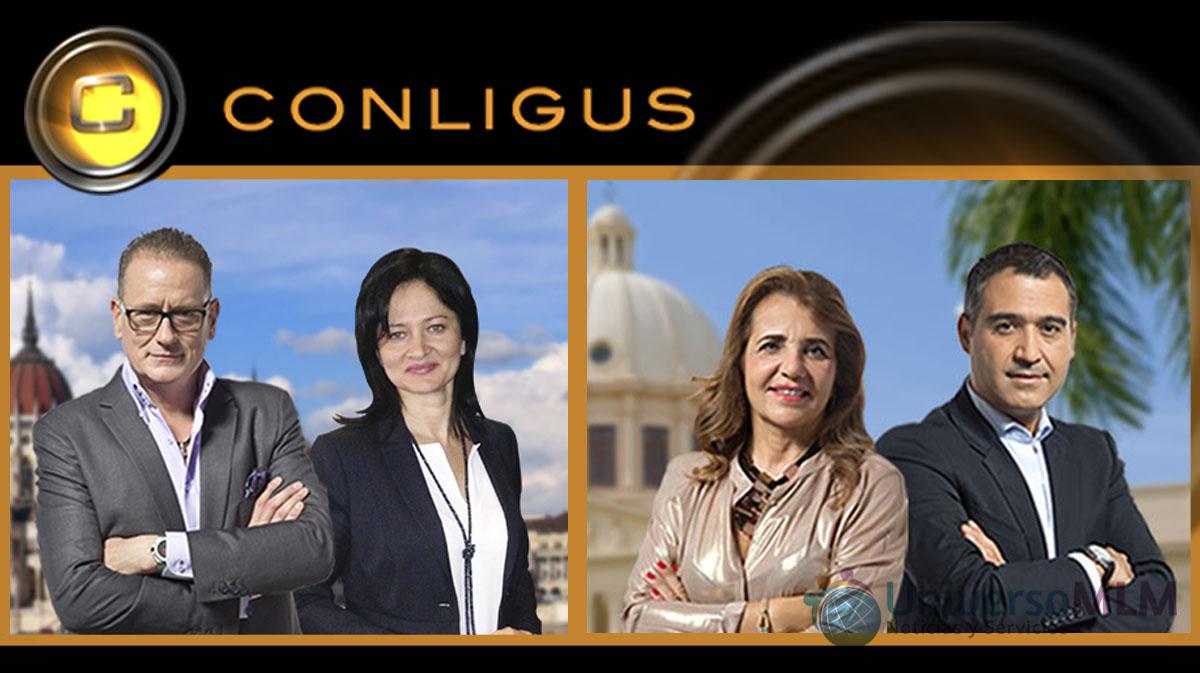 Eventos de Conligus en República Dominicana y Hungría