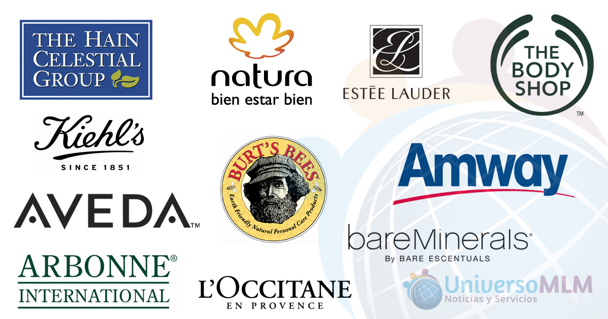 Las marcas líderes en cuidado personal orgánico del mercadeo