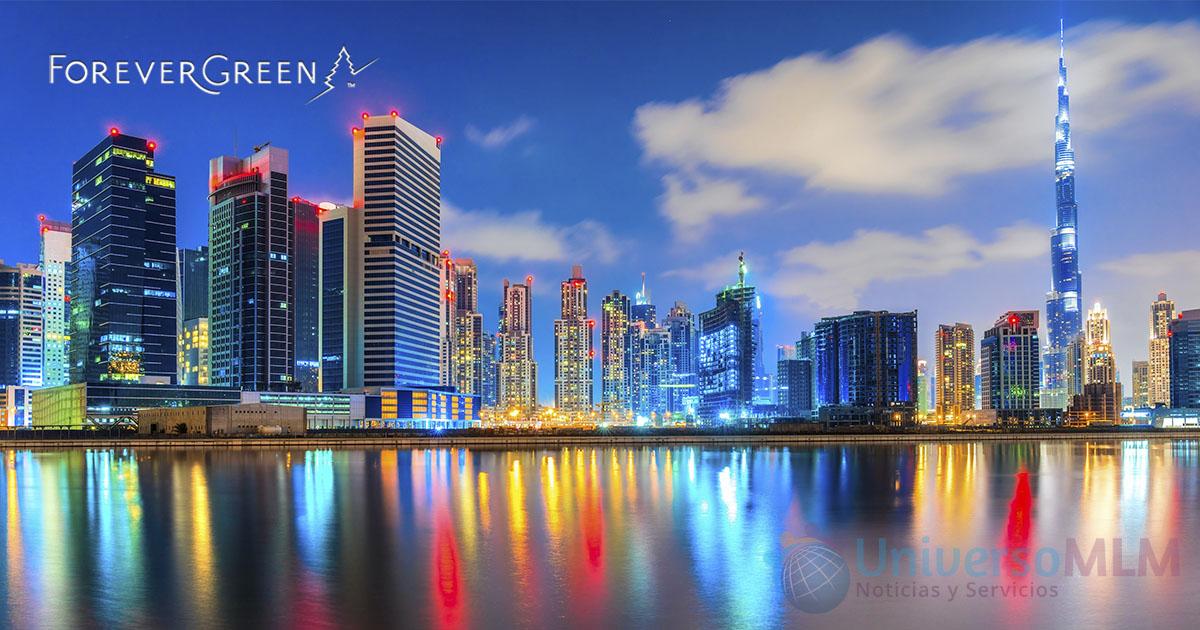 ForeverGreen en Dubai