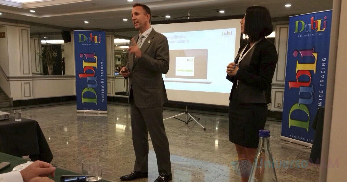 Michael Hansen, CEO de DubLi