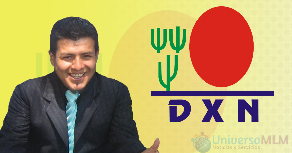 Tony Brad, Triple Diamante de DXN