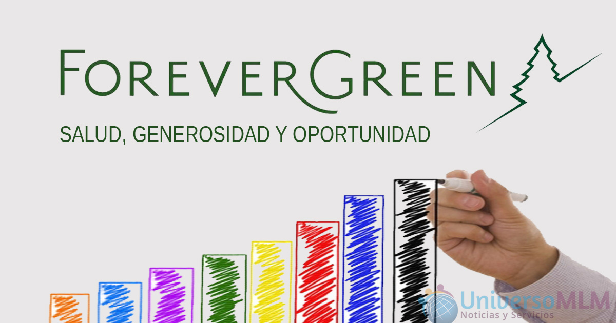 ForeverGreen, en pleno crecimiento