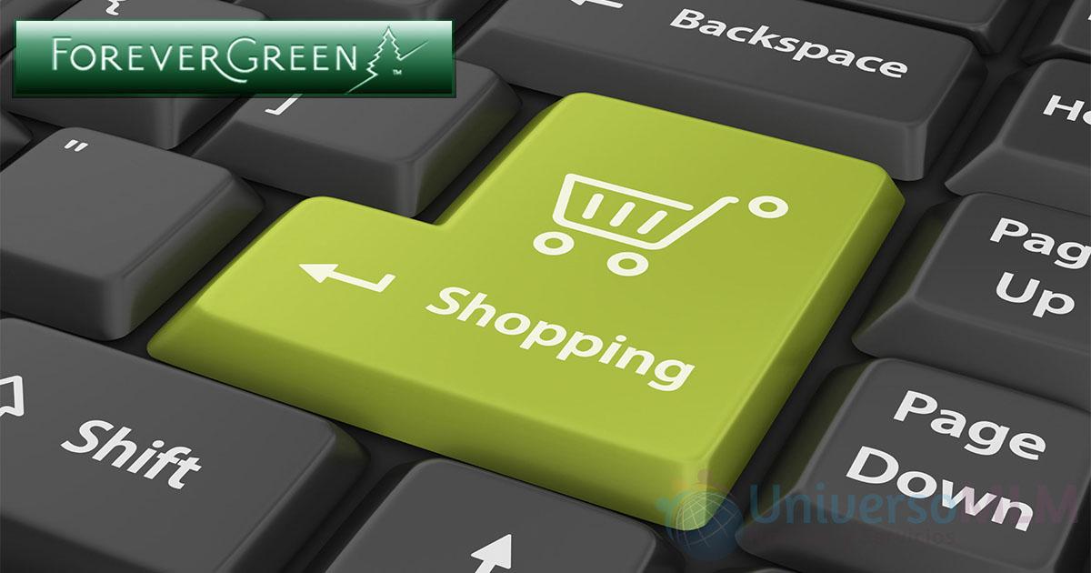 Forever Green abre su tienda online