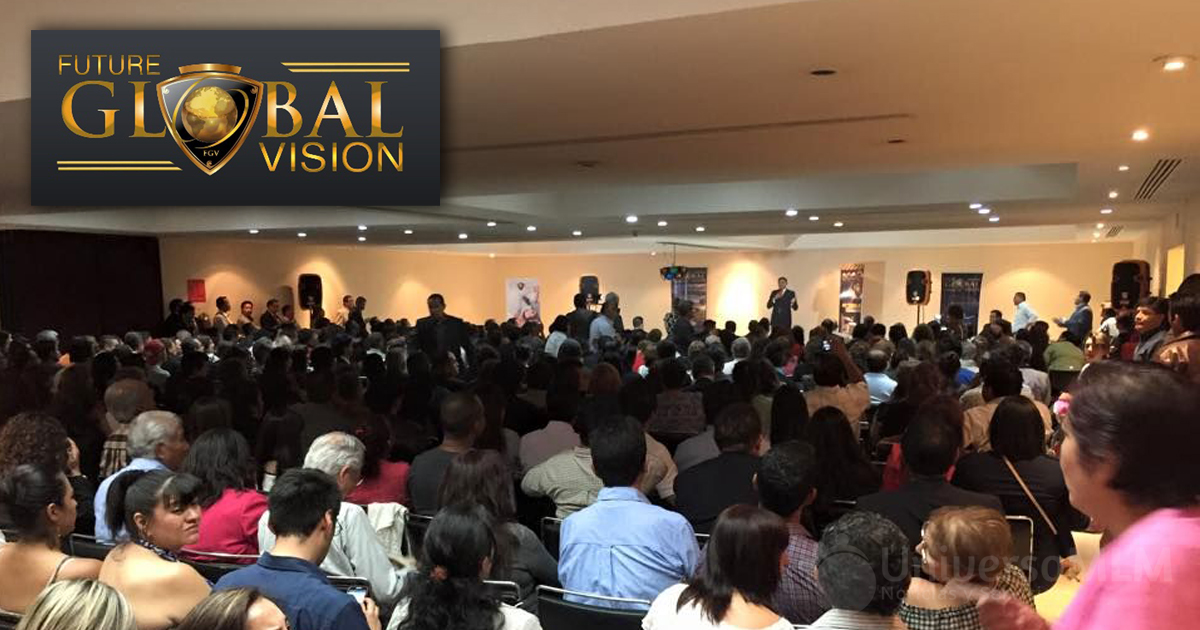 Imagen del evento en México D.F.
