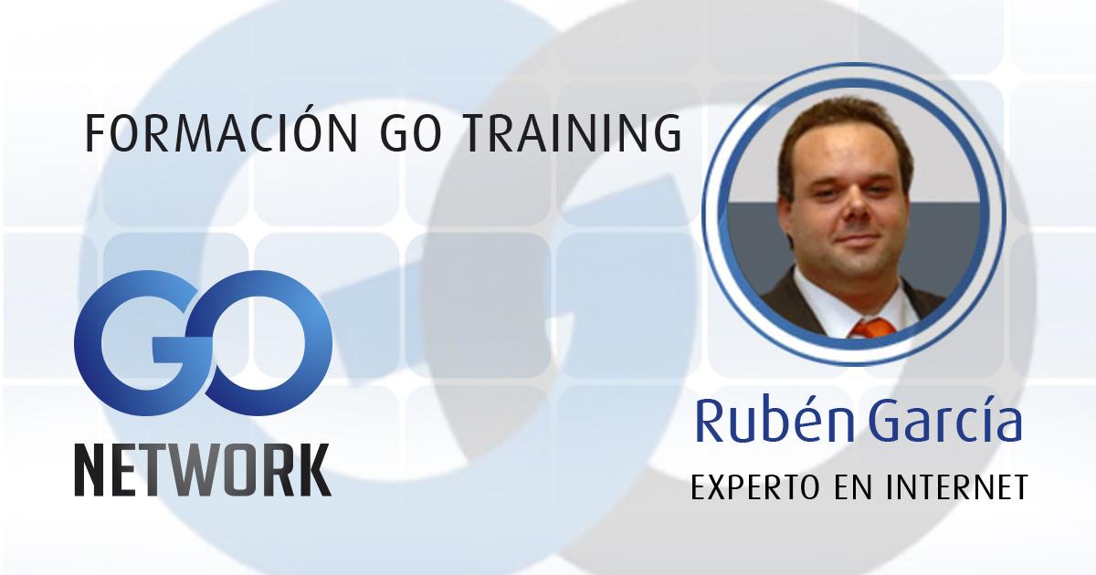 Rubén García, hoy en Global Online