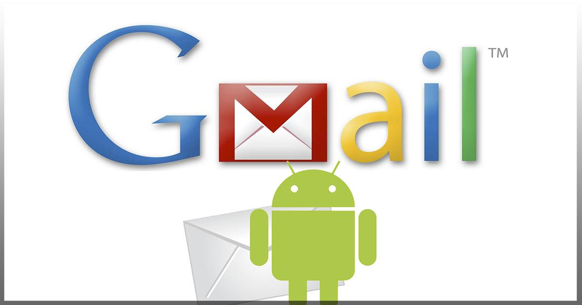 Gmail para Android añade soporte para cuentas de varios tipos y un buzón unificado