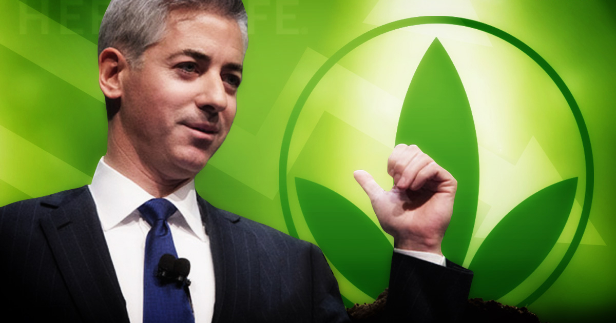 Johnson y Ackman. Herbalife