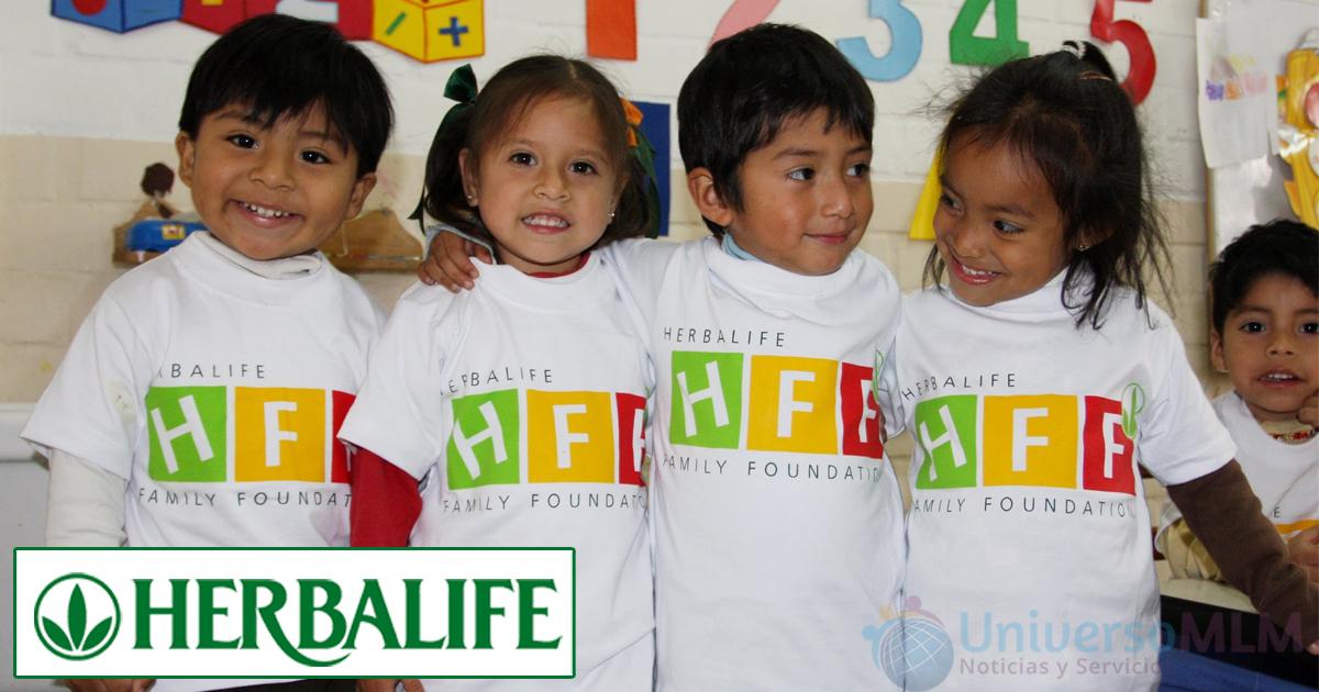 Fundación Familia Herbalife