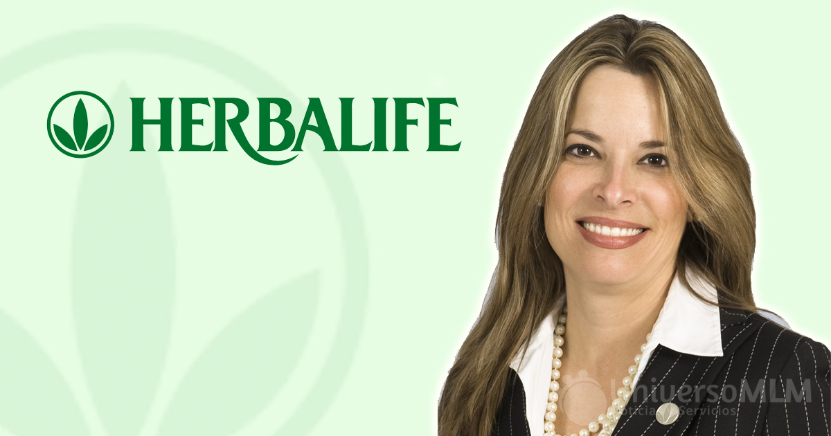 Ibi Fleming, vicepresidente senior y director general de Herbalife