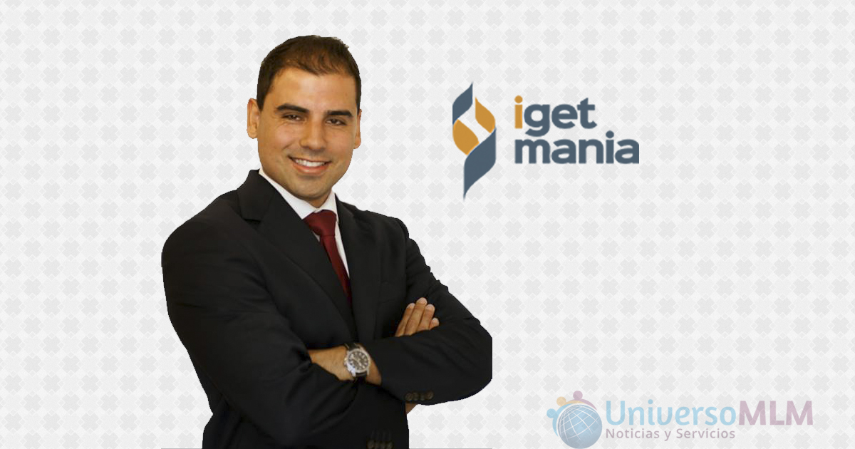 Tiago Fontoura, al frente ahora de iGetmania