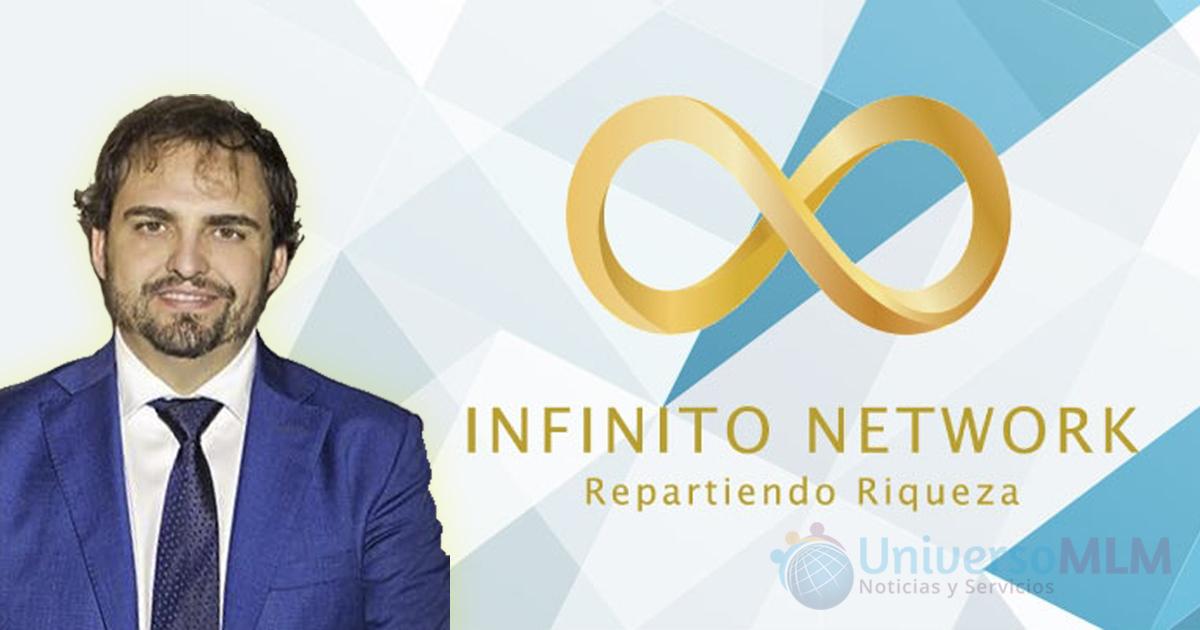 Ezequiel Meléndez, directivo de Infinito Network
