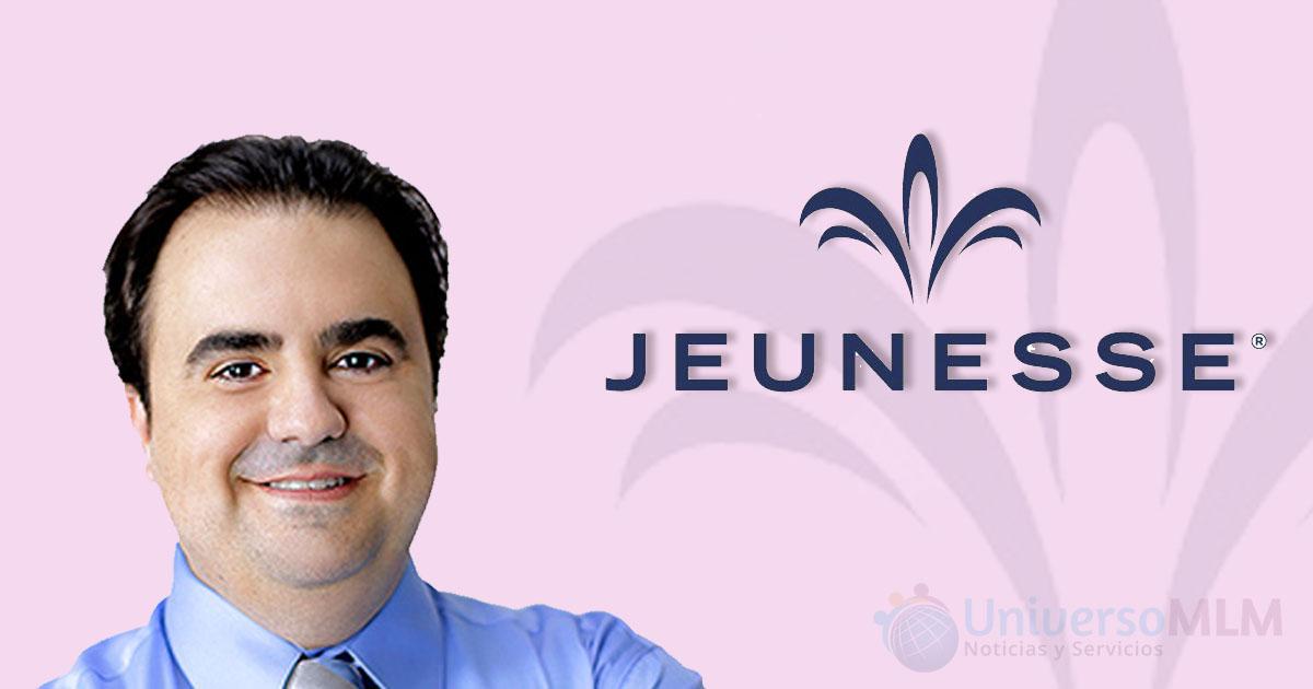 Miguel Beas en el Webinar de Jeunesse