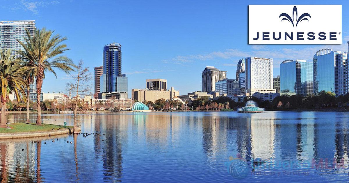 Jeunesse en Orlando, Florida