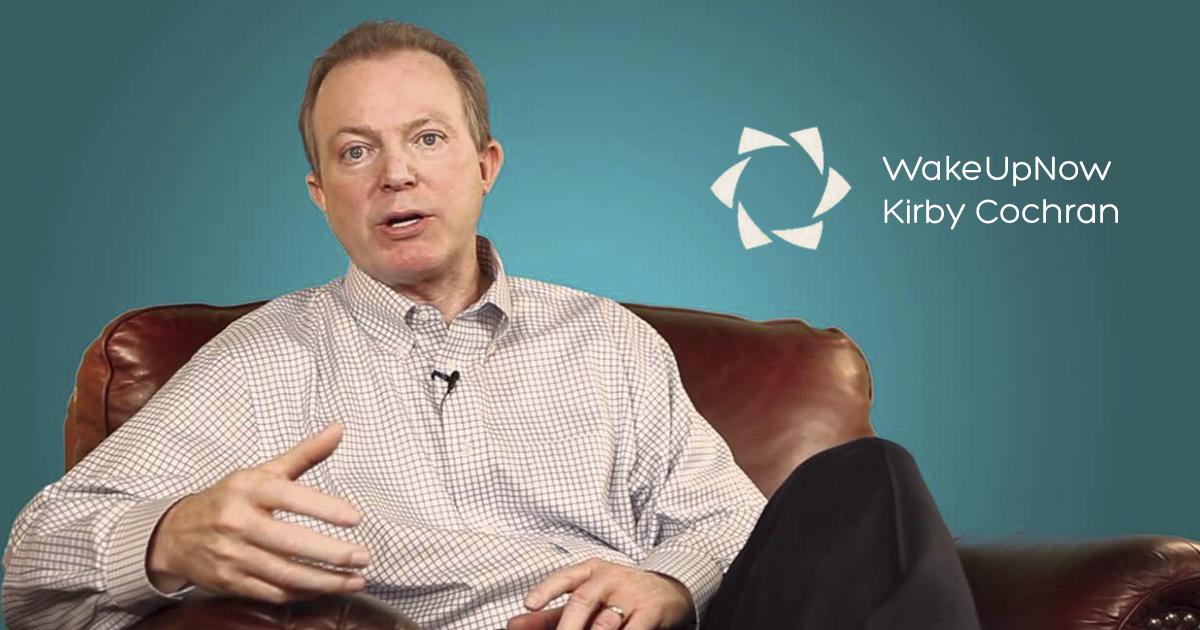 Kirby Cochran  ex CEO WakeUpNow