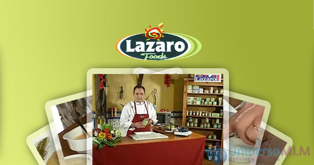 Lazaro Foods suministra a M.Diet