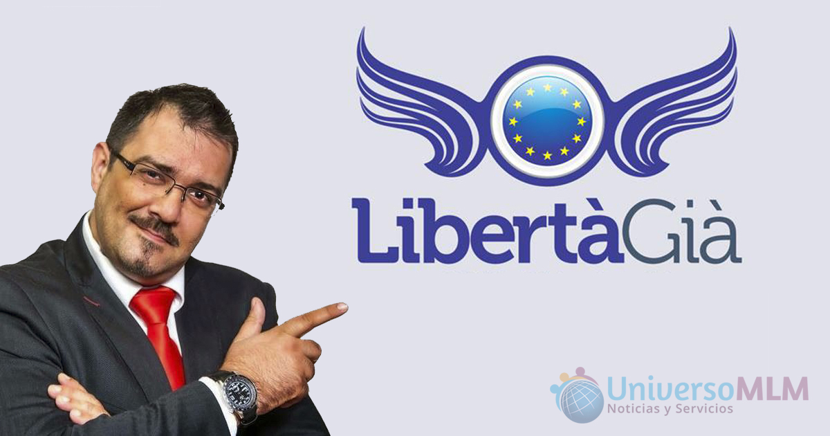 Rui Salvador, CEO de LibertaGia