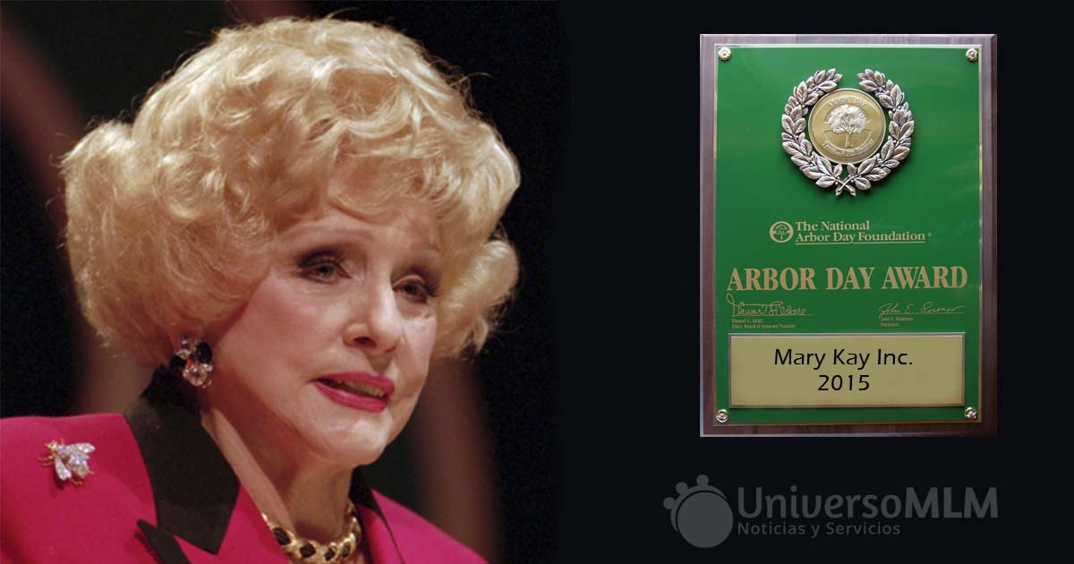 Mary Kay Inc., Premio del Árbol