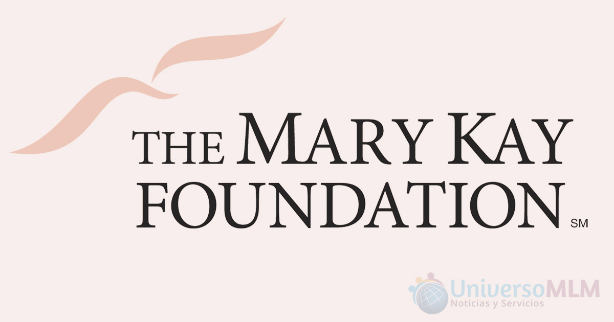 Logotipo de la Fundación Mary Kay