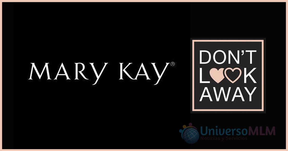 Dont Look Away, de Mary Kay, contra la violencia doméstica