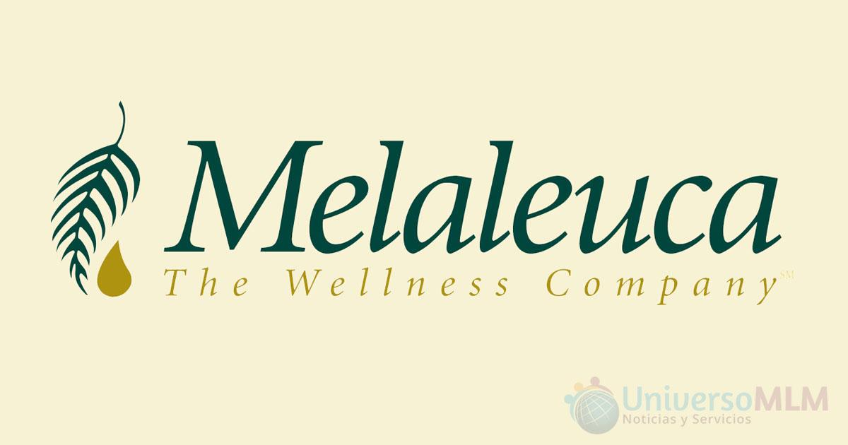 Logo de Melaleuca