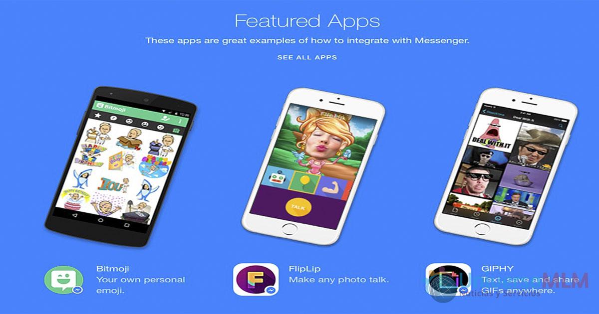 Facebook anuncia la nueva plataforma de Messenger y la integración de vídeos 360
