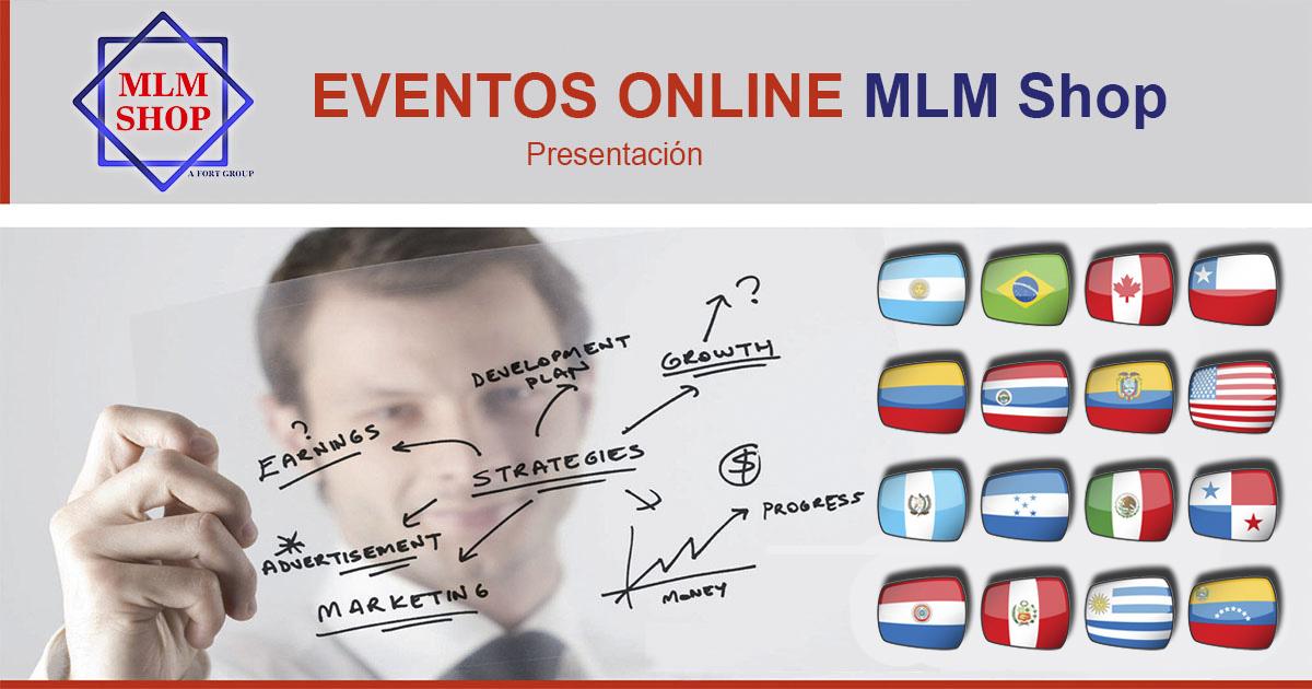 MLM Shop, una negocio para desarrollar desde casa
