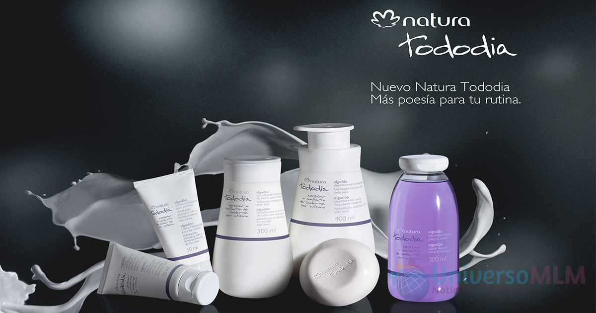 Productos Tododia de Natura