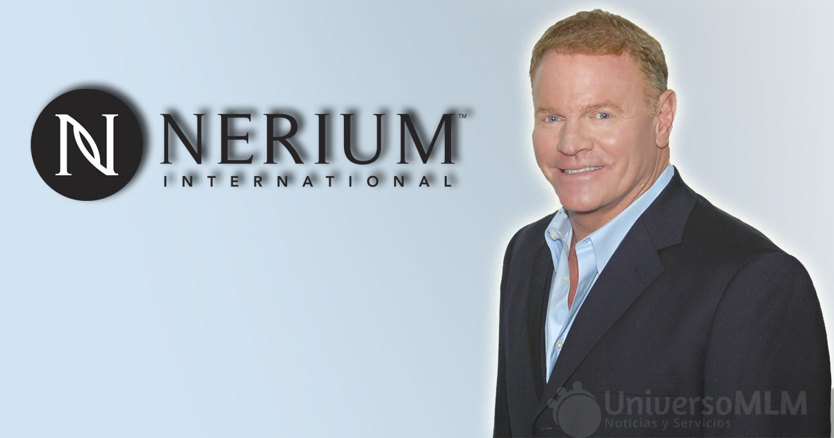 Jeff Olson, fundador y CEO, Nerium International