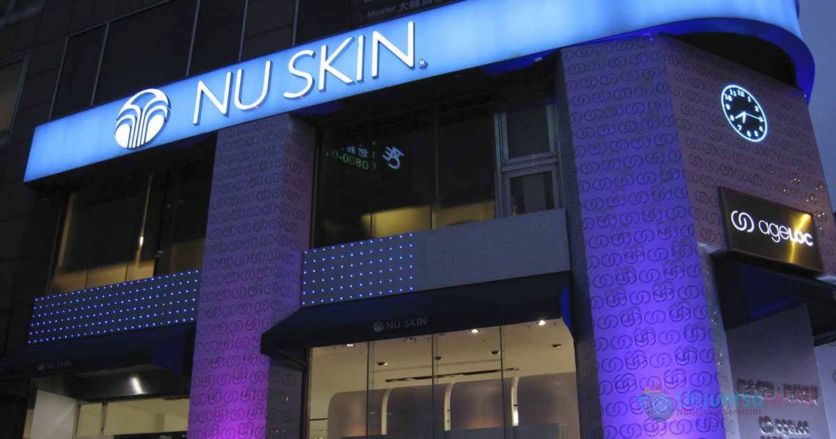 Sede Nu Skin Taiwan