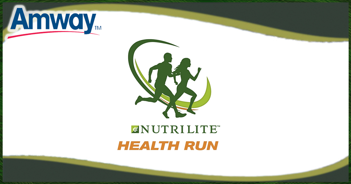 Nutrilite patrocina la carrera popular en Filipinas
