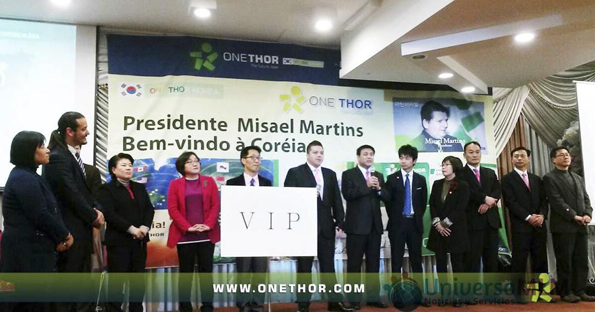 Distribuidores más destacados de OneThor en Corea del Sur