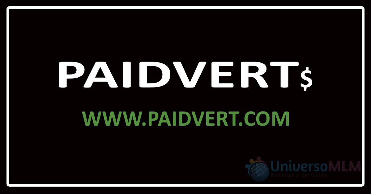 Logo PAIDVERT