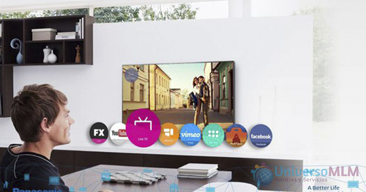 Panasonic lanza sus televisores Smart TV 4K con Firefox OS